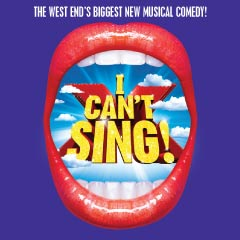 I CAN'T SING! – THE X FACTOR MUSICAL
