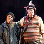 Cast of King Lear in the West End